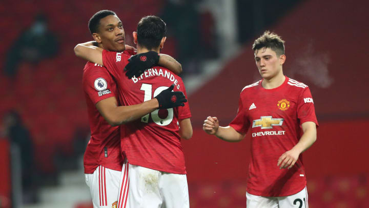 United were in merciless form on Tuesday night