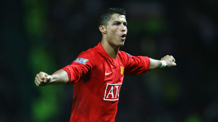 Cristiano Ronaldo is back at Manchester United!