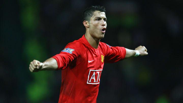 Cristiano Ronaldo  ist zurück bei Manchester United