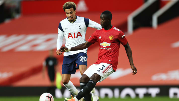 Dele Alli, Eric Bailly