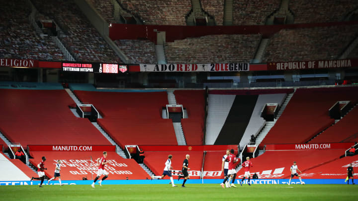 Man Utd have modified Old Trafford
