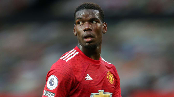 Paul Pogba says he 'loves' Man Utd but Real Madrid is his 'dream'