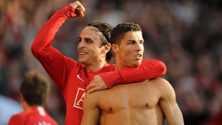 Cristiano Ronaldo, Dimitar Berbatov