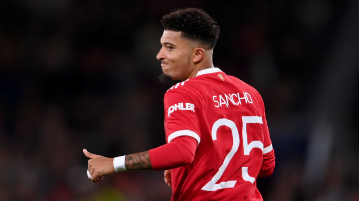 Jadon Sancho stand beim Champions-League-Spiel gegen den FC Villareal (2:1) in der Startelf.