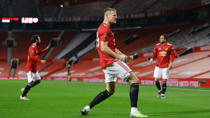 Scott McTominay's early goal was enough for Man United to progress into the next round
