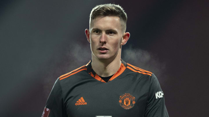 Man Utd cannot satisfy Dean Henderson as a back-up