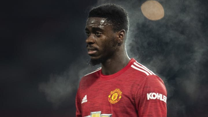 Tuanzebe made his first Premier League start of the season on Wednesday