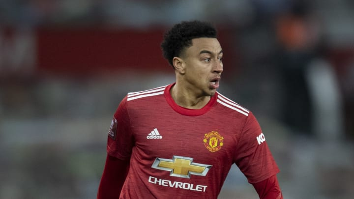 Lingard is set to finally leave United