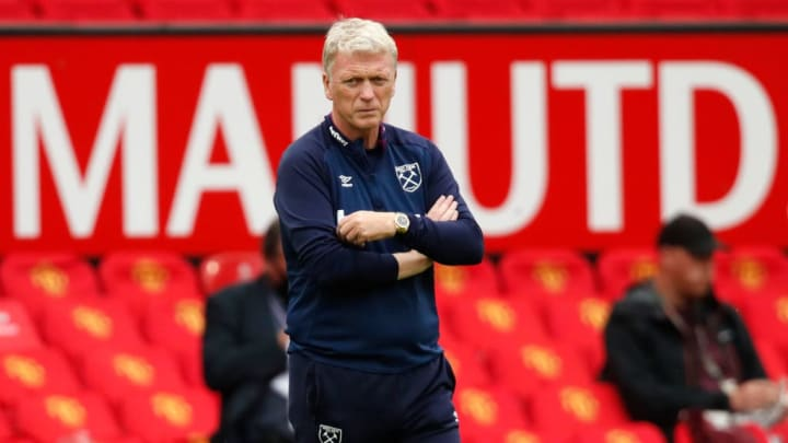 David Moyes is thought to be keen on a reunion with Shane Duffy