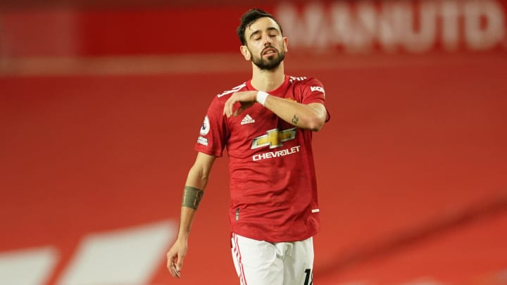 Fernandes has struggled recently but is still Manchester United's go-to man