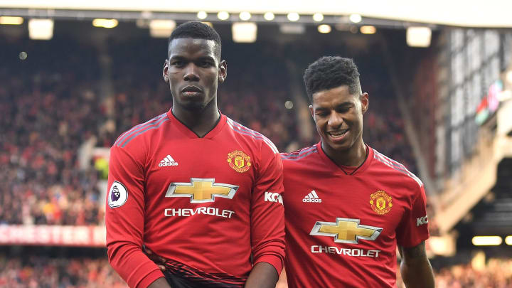 Injury Update on Paul Pogba and Marcus Rashford as Manchester United's Star Men Return to Training