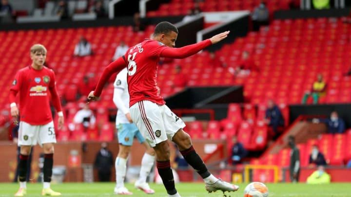 Mason Greenwood đang có một mùa giải tuyệt vời cùng Manchester United