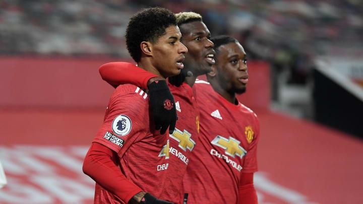 Man Utd will pin plenty of hopes on Marcus Rashford