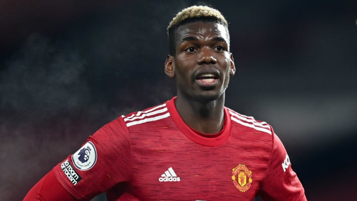 Paul Pogba's future remains up in the air