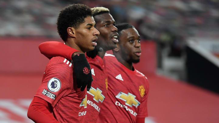 Manchester United est deuxième de Premier League avec un match en moins