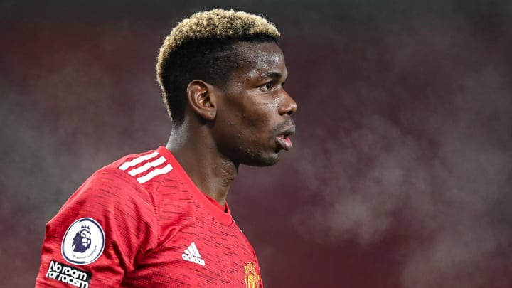 Paul Pogba has entered the final 18 months of his contract