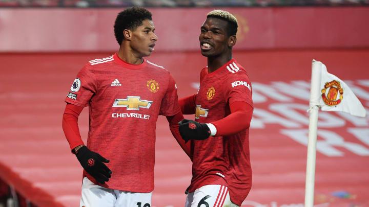 Marcus Rashford & other senior players want Paul Pogba to stay at Man Utd