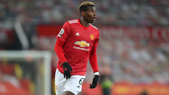 PSG are chasing Paul Pogba