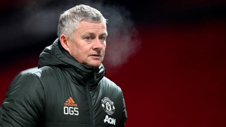 Auch United-Coach Solskjaer hat einen wichtigen Punkt vorzubringen