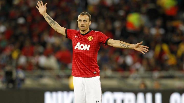 Manchester United Dimitar Berbatov Manchester United Tottenham