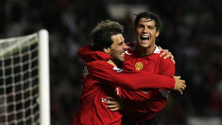 Ruud van Nistelrooy de Manchester United