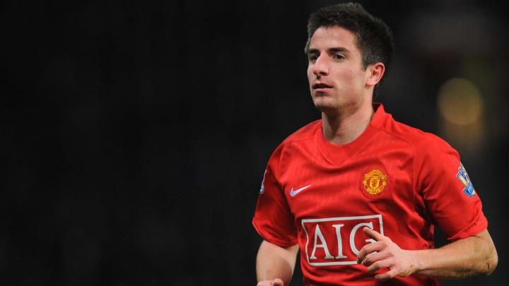 Zora, Serbian striker for Manchester United