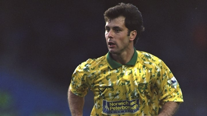 Mark Bowen of Norwich City