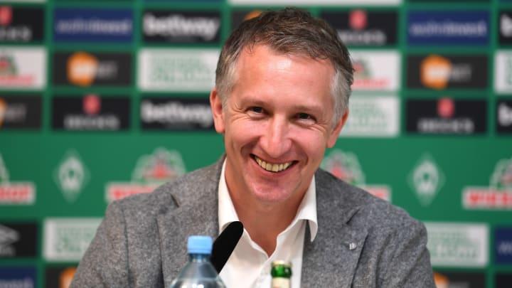 Frank Baumann bleibt bei Werder im Amt