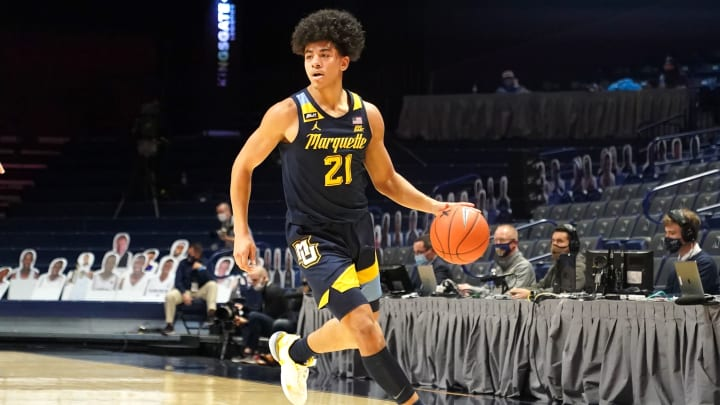 Marquette vs Providence spread, line, odds, predictions, over/under & betting insights for college basketball game.