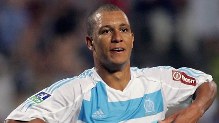 Marseille's midfielder Eduardo Costa of