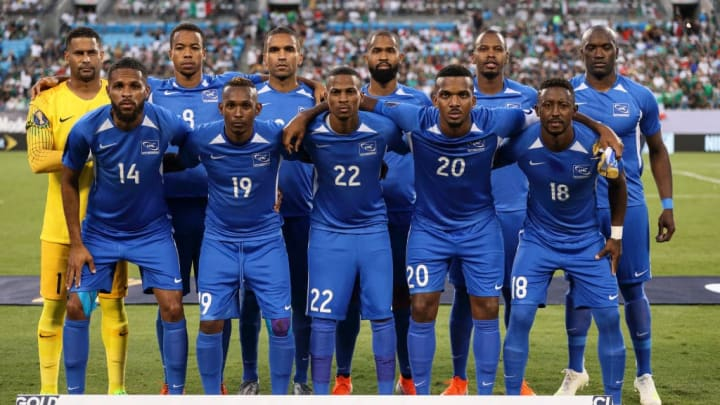 Martinique v Mexico: Group A - 2019 CONCACAF Gold Cup