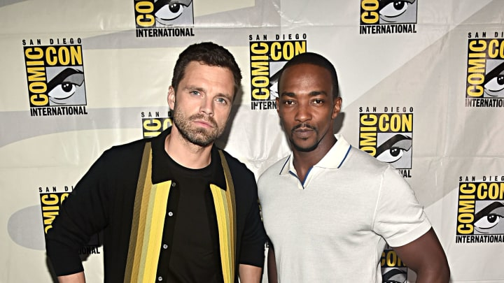 'The Falcon and the Winter Soldier,' like many projects, is facing setbacks due to the COVID-19 pandemic.