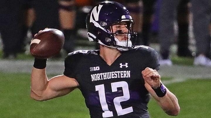 Nebraska vs Northwestern  college football Week 10 odds, spread, prediction, date and start time.