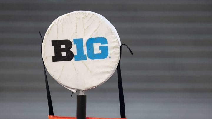 Big Ten logo, Maryland v Penn State