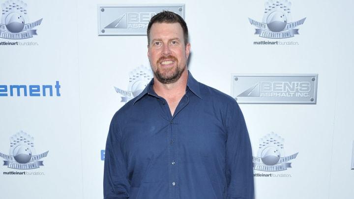 "Ryan Leaf, Matt Leinart Foundation's 12th Annual ""Celebrity Bowl"" - Arrivals"