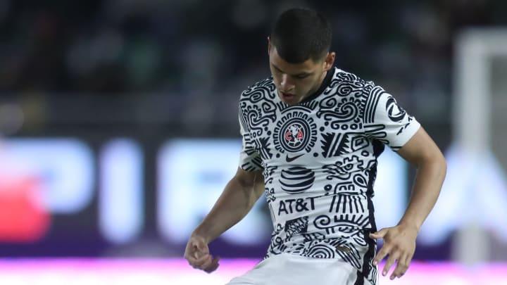 El paraguayo Richard Sánchez estuvo involucrado en los dos goles de América para remontar al Necaxa.