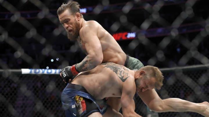 El irlandés McGregor reaparece en una pelea de la UFC a finales de enero