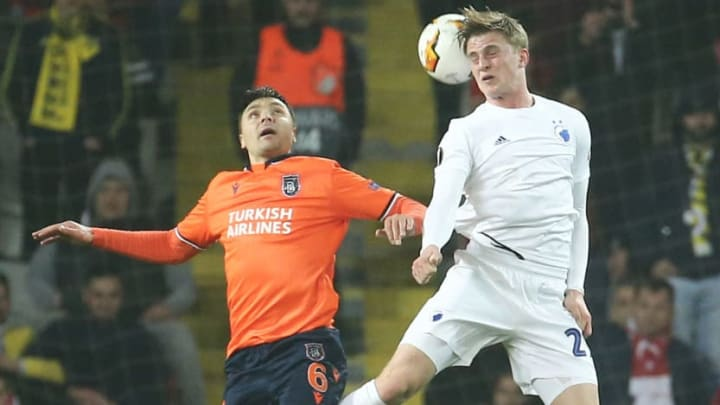 Medipol Basaksehir and F.C. Copenhagen: UEFA Europa League