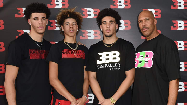 NBA sources believe that LaMelo Ball's camp is trying to steer him to getting drafted by the Knicks.