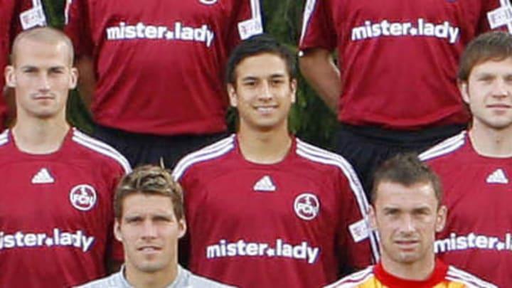 Pagenburg lief überwiegend für Nürnbergs zweite Mannschaft auf