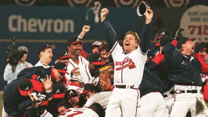 The Atlanta Braves last won the World Series in 1995.