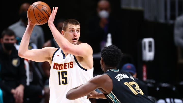 NBA FanDuel fantasy basketball picks and lineup tonight for 4/28/21, including Nikola Jokic.