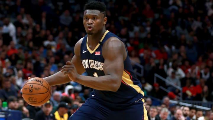 Trail Blazers vs Pelicans odds have Zion Williamson's team favored over Portland.