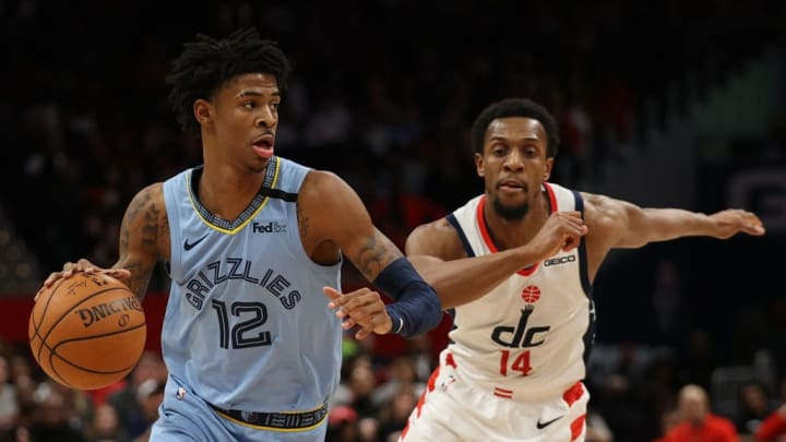 Coming off his first triple double, Ja Morant is looking more and more like a franchise player.