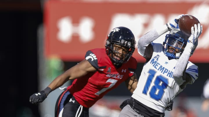 Memphis transfer Tahj Washington is joining USC football.