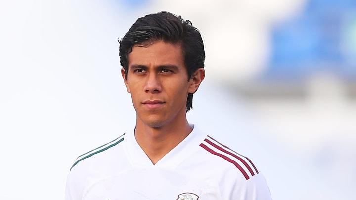 El delantero no ha convencido a Jaime Lozano