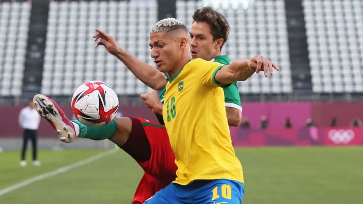 Brazil have been trying to defend their Olympic title this summer