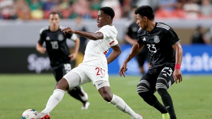 México y Canadá se medirán en semifinales de Copa Oro 2021