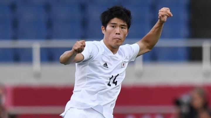 Takehiro Tomiyasu est le nouveau défenseur d'Arsenal.
