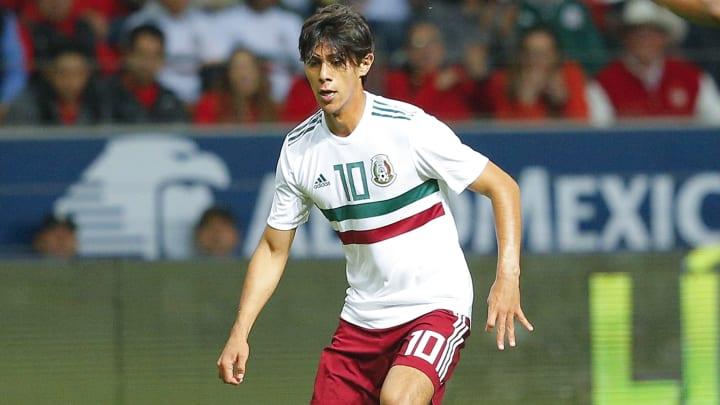 José Juan Macías, el hombre llamado a liderar la selección de México en Tokio 2020